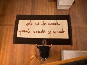 Solo ciò che accade. Cesare Viel